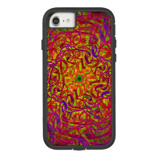 """インスピレーションの曼荼羅- """"平和"""" Case-Mate TOUGH EXTREME iPhone 8/7ケース"""