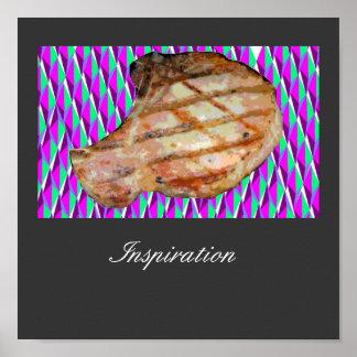 インスピレーション ポスター
