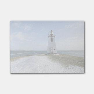 インチのArranの灯台|ニューブランズウィック ポストイット