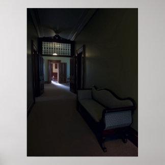 インテリアの第2床FLAVELの家 ポスター