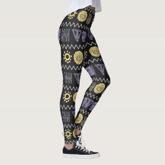 インディのファッション レギンス