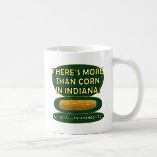 インディアナのトウモロコシ コーヒーマグカップ