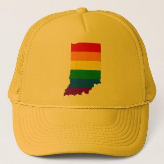 インディアナのプライドの帽子 キャップ