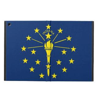 インディアナの旗との愛国心が強いipadの場合 iPad airケース