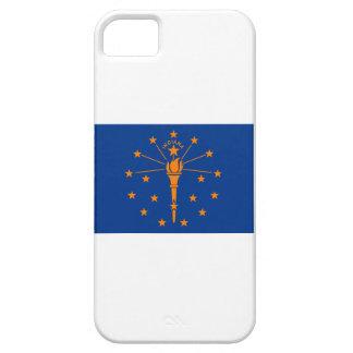 インディアナの旗 iPhone SE/5/5s ケース