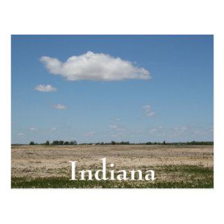 インディアナの春日 ポストカード