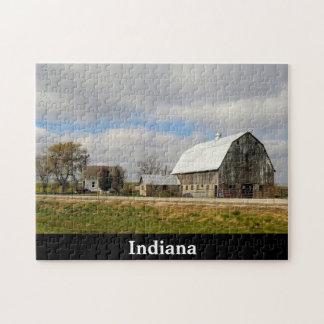 インディアナの納屋 ジグソーパズル