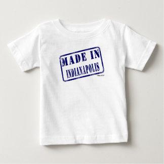 インディアナポリスで作られる ベビーTシャツ