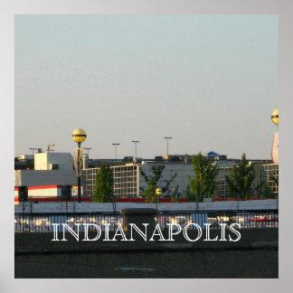 インディアナポリスのフェスティバル ポスター