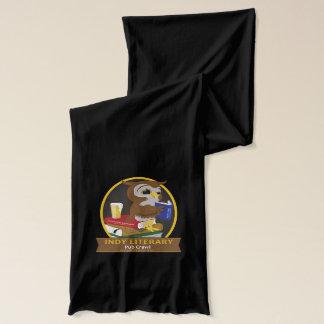 インディアナポリスの文学的なはしご酒-スカーフ スカーフ