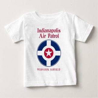 インディアナポリスの空軍 ベビーTシャツ