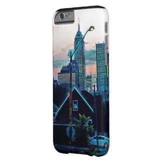インディアナポリスの電話箱 BARELY THERE iPhone 6 ケース