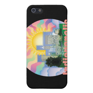 インディアナポリスSpeckの例 iPhone 5 ケース