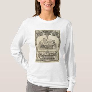 インディアナ州 Tシャツ