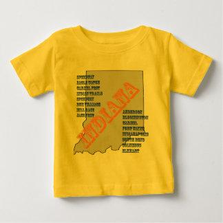 インディアナ ベビーTシャツ
