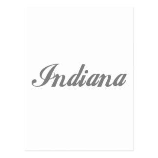 インディアナ ポストカード