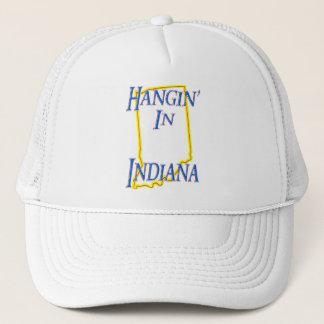 インディアナ- Hangin キャップ