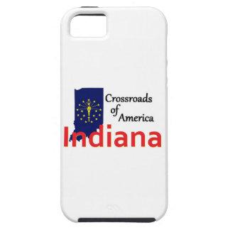 インディアナ iPhone SE/5/5s ケース