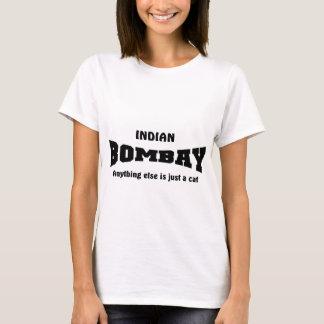 インディアンのボンベイ猫 Tシャツ
