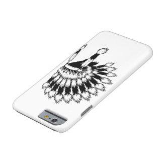 インディアンの酋長 BARELY THERE iPhone 6 ケース