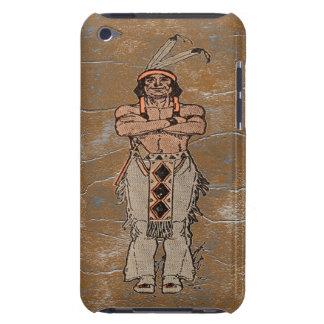 インディアンのipod touchの素朴でグランジで大きく主な場合 Case-Mate iPod touch ケース