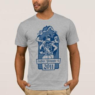 インディアンサマー6のTシャツ Tシャツ
