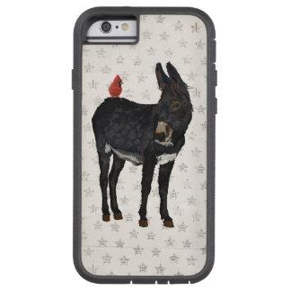 インディゴのろば及び(鳥)ショウジョウコウカンチョウ TOUGH XTREME iPhone 6 ケース