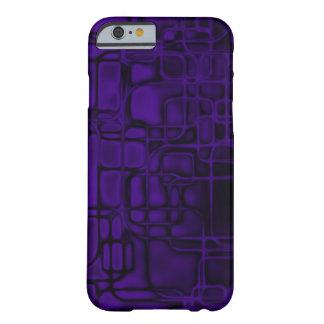 インディゴの夢の視野の芸術 BARELY THERE iPhone 6 ケース