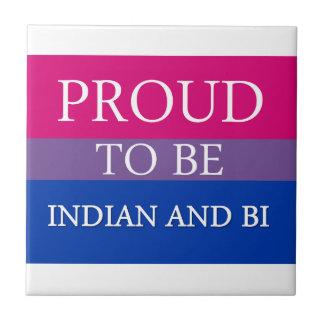 インドおよびBiがあること誇りを持った タイル