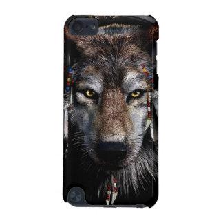 インドのオオカミ-オオカミ iPod TOUCH 5G ケース