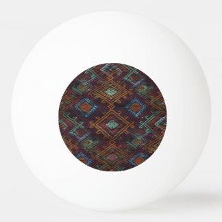 インドのスタイルの織り方のダイヤモンドおよび三角形のデザイン 卓球ボール