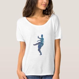 インドのダンサー Tシャツ