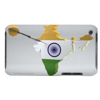 インドのデジタル合成物 Case-Mate iPod TOUCH ケース