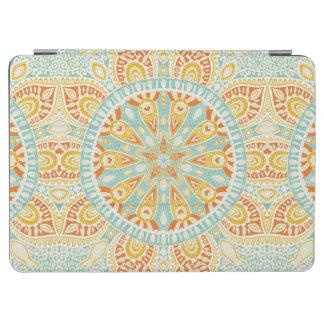 インドの万華鏡のように千変万化するパターンの芸術 iPad AIR カバー