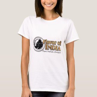 インドの味 Tシャツ