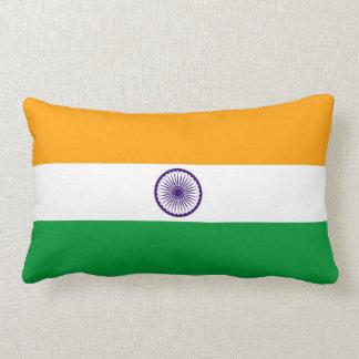 インドの国の長い旗の国家の記号共和国 ランバークッション