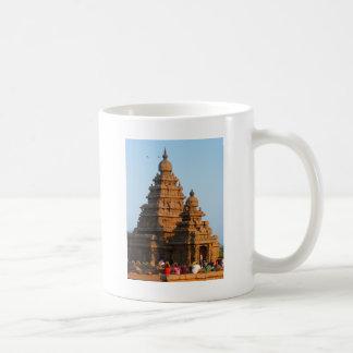 インドの寺院 コーヒーマグカップ