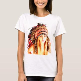 インドの戦士 Tシャツ