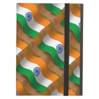 インドの振る旗 iPad AIRケース