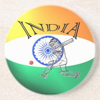 インドの旗のコオロギ コースター