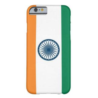 インドの旗の電話箱 BARELY THERE iPhone 6 ケース