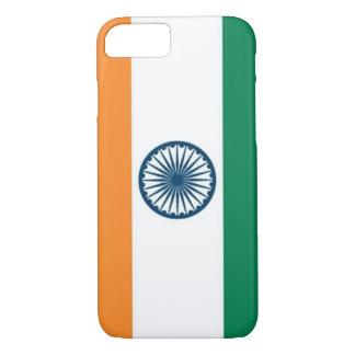 インドの旗の電話箱 iPhone 8/7ケース
