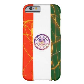 インドの旗のiPhone 6/6sの場合 Barely There iPhone 6 ケース