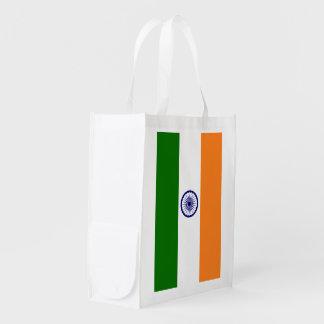 インドの旗 エコバッグ