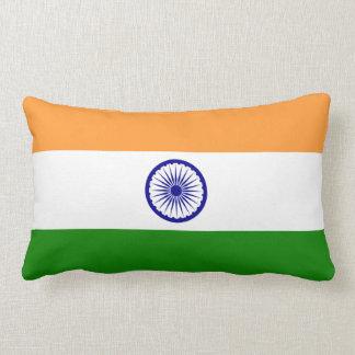 インドの旗 ランバークッション