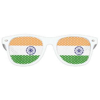 インドの旗 レトロサングラス