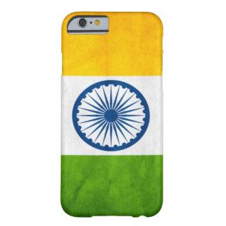 インドの旗 BARELY THERE iPhone 6 ケース