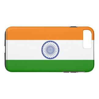 インドの旗 iPhone 8 PLUS/7 PLUSケース