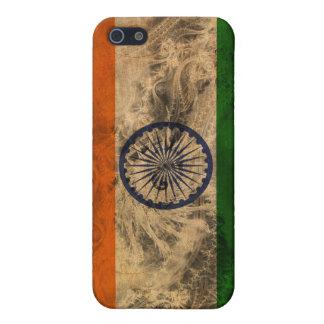 インドの旗 iPhone SE/5/5sケース