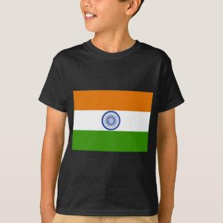 インドの旗 Tシャツ